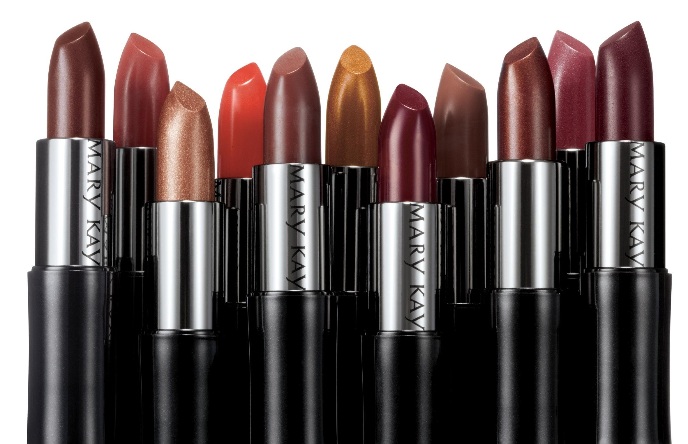 Free mary kay lipstick text offer