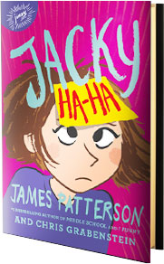 Win 1 Of 10 Copies Jacky Ha By James Patterson