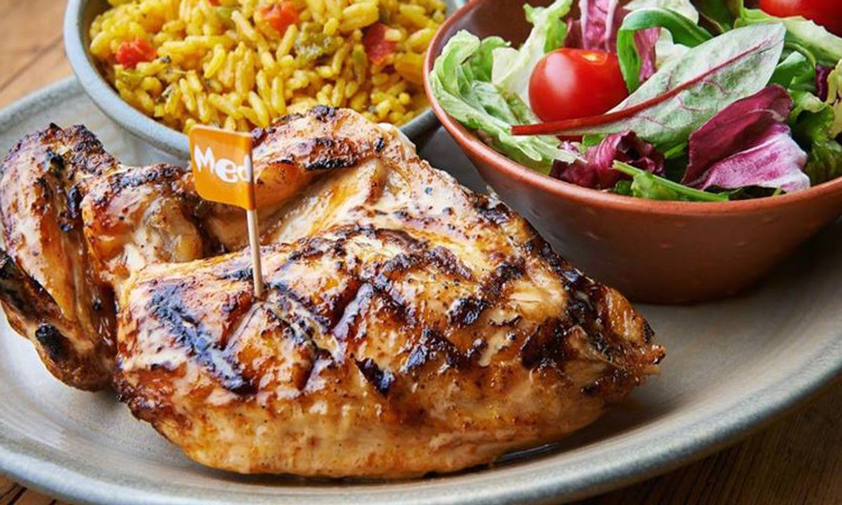 Free 1/4 Chicken at Nando's on Tuesday from 11am-1pm!